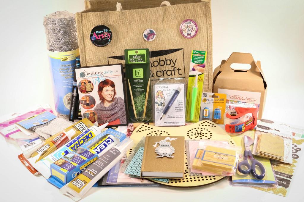CHA 2015 Swag Bag Giveaway