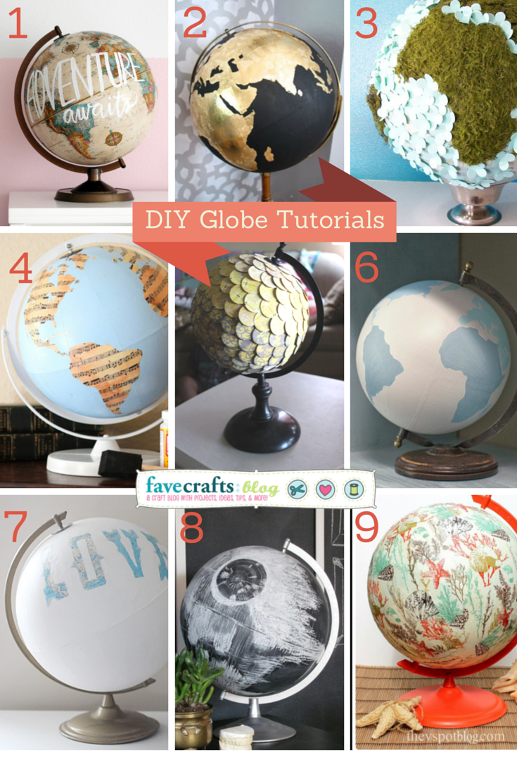 diy-globe