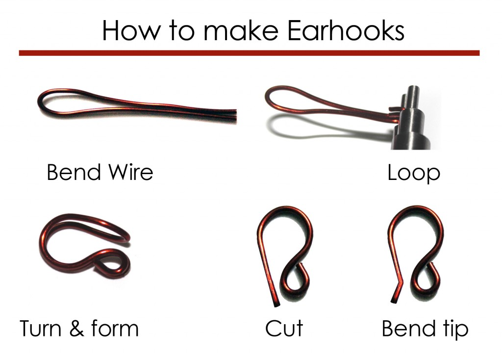 how to make earhooks