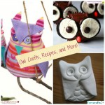 Owl Crafts, Recipes, and More