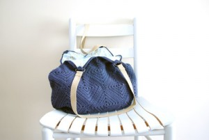 Autumn Day Tote. This image courtesy of bhookedcrochet.com.