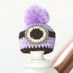 Evil Minion Baby Hat