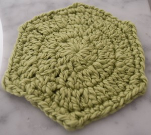 Circle Hexagon, free #crochet pattern by @ucrafter