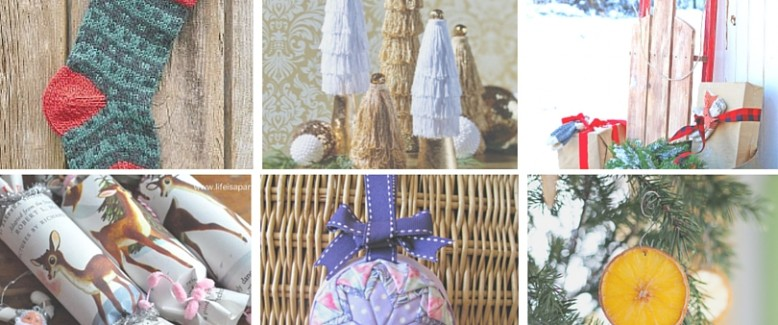 13 Vintage Christmas Crafts