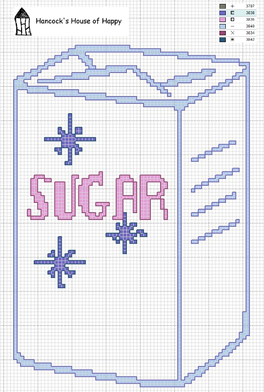 Sugar and Spice and All Things Nice! Pattern