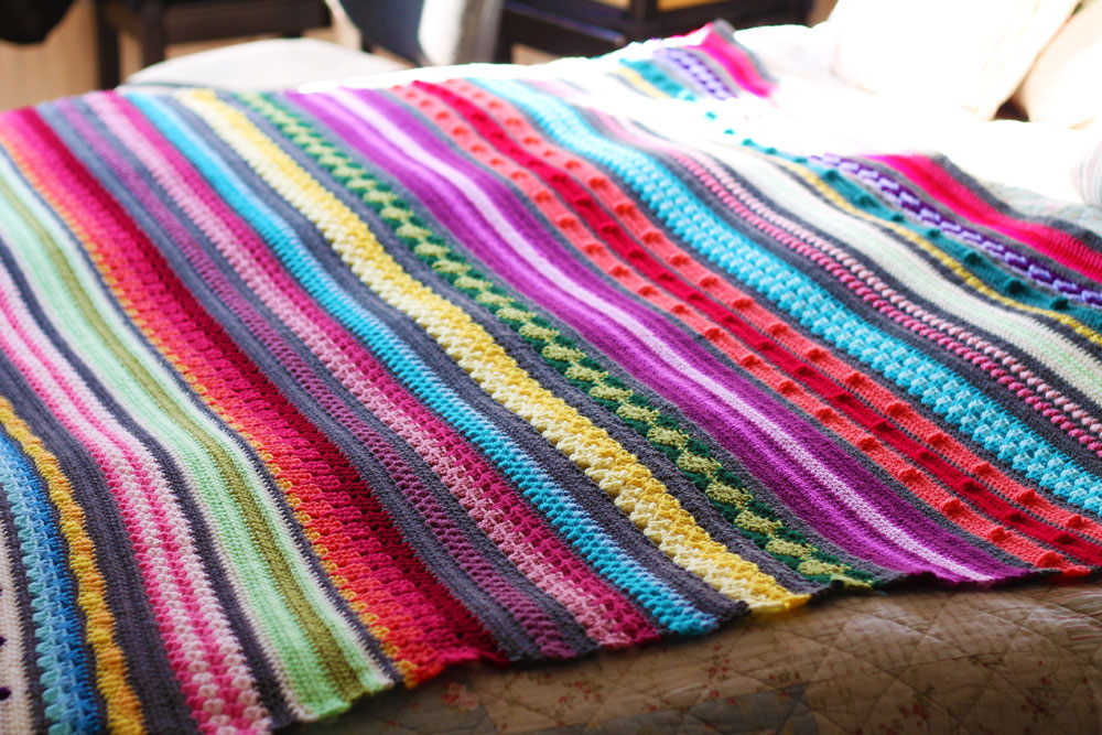 Crazy Cozy Afghan Patterns for Winter - FaveCrafts