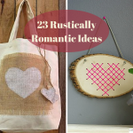 23 Rustically Romantic Ideas