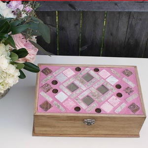 Mosaic DIY Jewelry Box