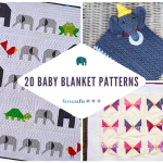 20 Baby Blanket Patterns