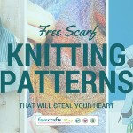 Free Scarf Knitting Patterns That Will Steal Your Heart