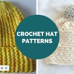 A Crochet Hat Pattern for Every Day of the Week