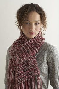 Knit 2 Hours or Less Scarf