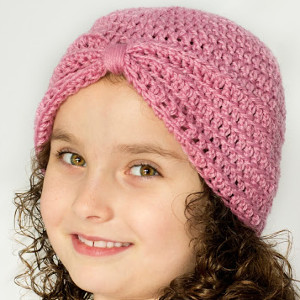 Crazy for Crochet Turban