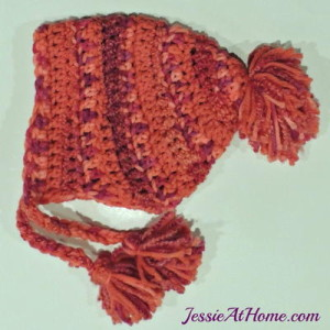 Warm Hug Crochet Hat