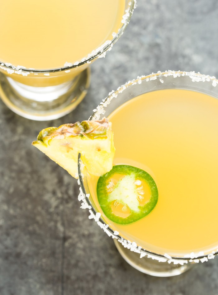 San Antonio Margarita Recipe