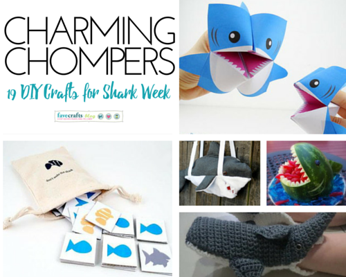 Shark Crafts