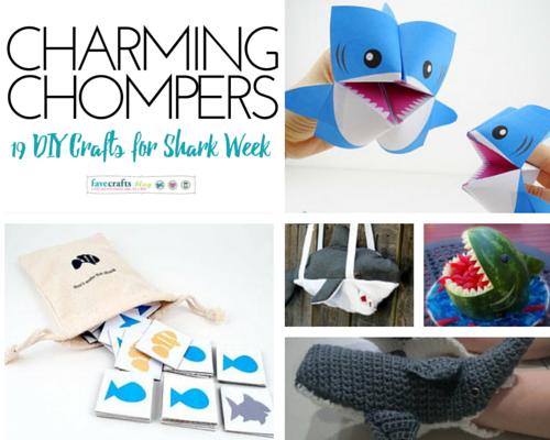 Shark Crafts