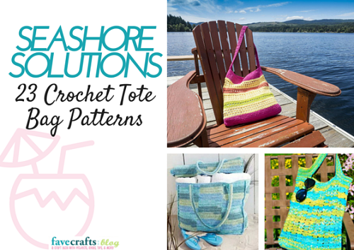Crochet Bag Patterns for Summer