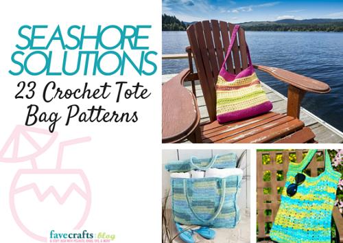 Crochet Bag Patterns for Summer