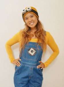 Adult DIY Minion Costume