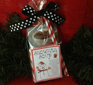 North Pole Snowman Cocoa