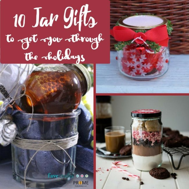 10 Jar Gifts to Get You Through the Holidays