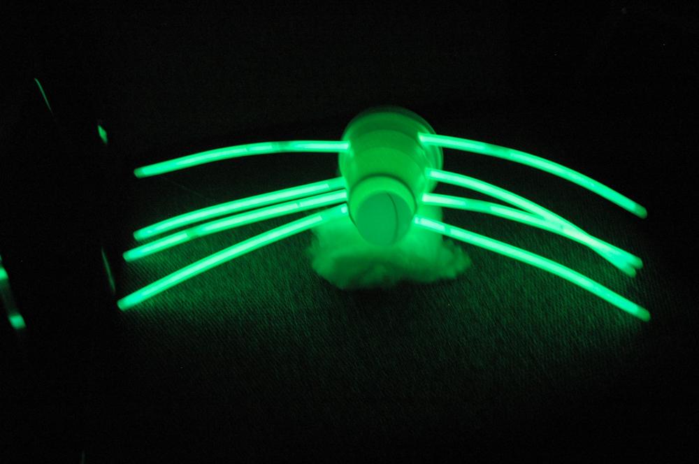 glow-spider