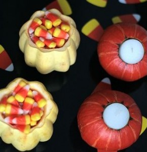 corn-tealights