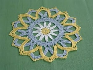 CROCHET DOILY FREE GRAPE PATTERN - Crochet — Learn How to Crochet