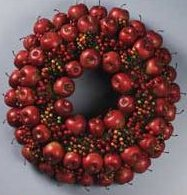 berryapplewreath