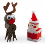 clothespin-santa