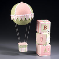 Be sure you check out the homemade baby gift ideas blog!