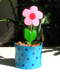 flower-and-pot-project
