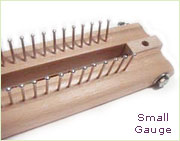 Small Gauge Knitting Board from Authentic Knitting Board