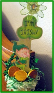 St Patrick Cone2 174x300 Guest Project: St. Patricks Day Cone for Kids