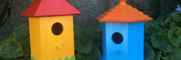 5 Birdhouse Crafts (For Mom or For You!)