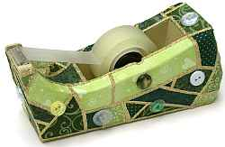 Quilted Tape Dispenser