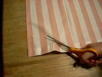Cutting 1 How to: Sew an Apron