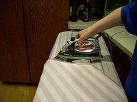 Ironing 1 How to: Sew an Apron