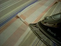 Ironing 3 How to: Sew an Apron