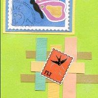 Loose Weave Card