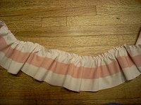 Ruffle How to: Sew an Apron