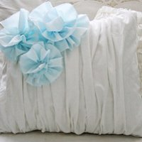 Ruffle Pillow 1