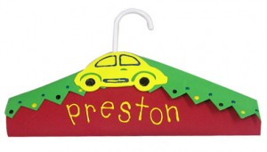 cubby coat hanger 300x171 Get Your Kids Excited About School with These Fun Crafts