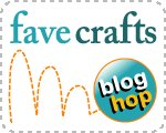 Blog Hop Button Finished on the 15th: FaveCrafts Blog Hop for October