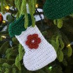 Stocking New Pattern Monday: Knit and Crochet Christmas Ornaments