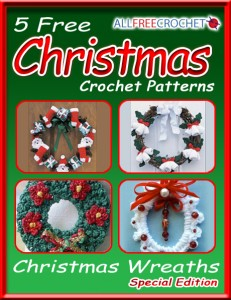Crocheted Christmas Links - InReach - Business class colocation