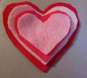 Card 5 How to: Make Sewn Valentines