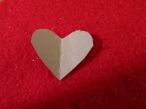 Earrings 1 Make Sequin Heart Earrings