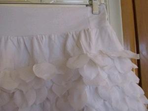 Skirt 17 National Craft Month: How to Sew a Petal Skirt